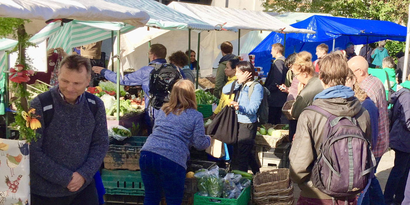 Headingley Farmer's Market
